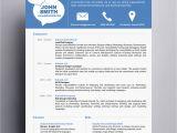 Modern Simple Resume format Simple and Modern Resume Template Kukook