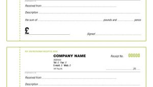Money Receipt Book Template Receipt Book Template 15 Free Word Excel Pdf format