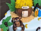 Monkey Birthday Cake Template Dinosaur Cake Template Cake Ideas and Designs