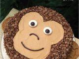 Monkey Birthday Cake Template Monkey Birthday Cake Template Choice Image Template