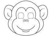 Monkey Body Template 25 Best Ideas About Monkey Template On Pinterest Monkey