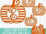 Monogram Pumpkin Templates Make It Create by Lillyashley Freebie Downloads Free