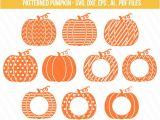 Monogram Pumpkin Templates Pumpkin Svg Dxf Pumpkin Monogram Pumpkin Clipart Halloween