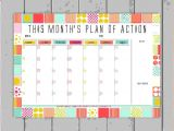 Monthly organiser Template 10 Monthly Planner Template Memo formats