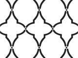 Moroccan Shapes Templates 6 Best Images Of Damask Border Stencil Printable Free