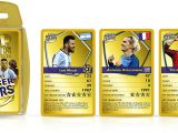 Most Expensive Card In Modern World soccer Stars top Trumps Card Game