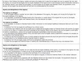 Mother Agency Contract Template Surrogate Mother Contract Example