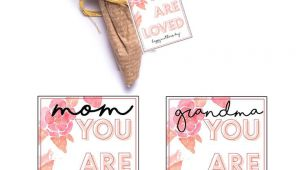 Mother S Day Beautiful Card Making Mother S Day Gift Tag Printable for Any Gift Mothers Day