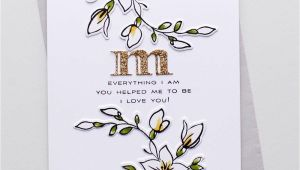 Mother S Day Greeting Card Ideas Pin On Clarisse S Board