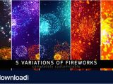 Motion Graphic Template Free Download Fireworks Motion Graphic Videohive Free after