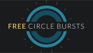 Motion Graphic Template Free Download Free after Effects Template Circle Burst assets