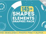 Motion Graphic Template Free Download Shapes Elements Graphic Pack Motion Graphic Videohive