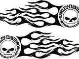 Motorcycle Stencils Templates Pin by Bruce Jackson On Harley Decals Airbrush Gas Tank