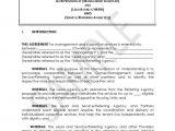 Mou Contract Template 50 Free Memorandum Of Understanding Templates Word ᐅ