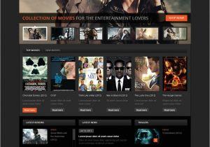 Movies HTML Template Movie Website Template 39510