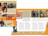 Moving Company Flyer Template Movers Moving Company Brochure Template Word Publisher