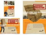 Moving Company Flyer Template Movers Moving Company Flyer Ad Template Word Publisher