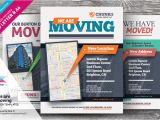 Moving Company Flyer Template We are Moving Flyer Templates by Kinzi21 Graphicriver