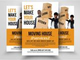 Moving Flyers Templates Free Moving House Services Flyers Flyer Templates Creative