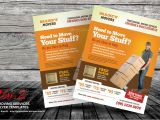 Moving Flyers Templates Free Moving Services Flyer Templates by Kinzi21 Graphicriver
