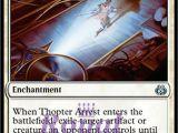 Mtg Modern Red Card Draw 2x Foil Thopter Arrest Aer Mtg Aether Revolt Uncommon Mint