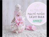 Mukta Art and Craft Teachers Day Card Altered Mixed Media Light Bulb Video Tutorial Youtube Hop