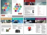Multi Page Booklet Template Multi Page Brochure Brickhost 475fd785bc37