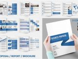 Multi Page Brochure Template Free Multi Page Brochure Template 70 Modern Corporate Brochure
