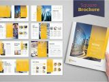 Multi Page Brochure Template Free Wizzy Brochure Square Brochure Templates Creative Market