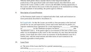 Multi Year Contract Template 20 Basic Lease Agreement Examples Word Pdf Free