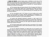 Music Distribution Contract Template Book Distribution Agreement Template original Digital