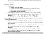 Music Distribution Contract Template Music Distribution Contract Template