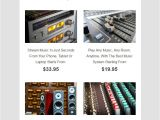 Music Email Template 9 Best Music Email Templates for Musicians orchestras