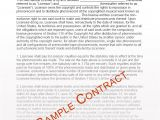 Music Licensing Contract Template Music Manager Contract Templates Music Management