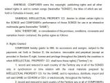 Music Licensing Contract Template Sample License Agreement Template 29 Free Documents In