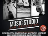 Music Studio Flyer Template Music Recording Studio Flyer Poster by Giunina On Deviantart