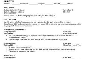 My Resume is Blank Fill In the Blank Resume Printable Resume Sample