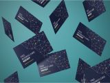 Name Card Mockup Free Psd Free Floating Business Cards Mockup Psd Cards Postcards