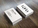 Name Card Mockup Free Psd Visitenkarte Mockup Bilder Kostenlos Drucken