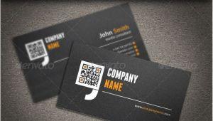 Name Card Qr Code Design 3 In 1 Qr Business Cards Bundle 2 Visitenkarten Karten