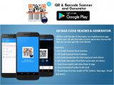 Name Card Qr Code Generator Qr Code and Barcode Scanner and Generator for android