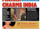 Navchandi Yagna Invitation Card In Gujarati Hi India December 1st 2017 Midwest Edition by Hi India