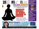 Navchandi Yagna Invitation Card In Gujarati Hi India May 19 Midwest by Hi India Weekly issuu