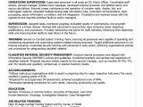 Navy Basic Training Resume 11 12 Sample Cover Letters for Managers Mysafetgloves Com