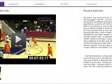 Ncsa Email Template Sample athletic Resumes Ncsa athletic Resume Play
