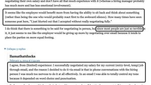 Negotiation Email Template How to Negotiate Your Salary Via Email with Killer Tips