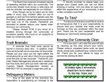 Neighborhood Newsletter Template 11 Best Sample Newsletters Images On Pinterest