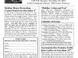 Neighborhood Newsletter Template Best Photos Of Community Newsletter Templates Non Profit