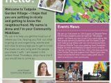 Neighborhood Newsletter Template Templates for Word Autos Post