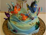 Nemo Cake Template 173 Best Under the Sea Cakes Images On Pinterest